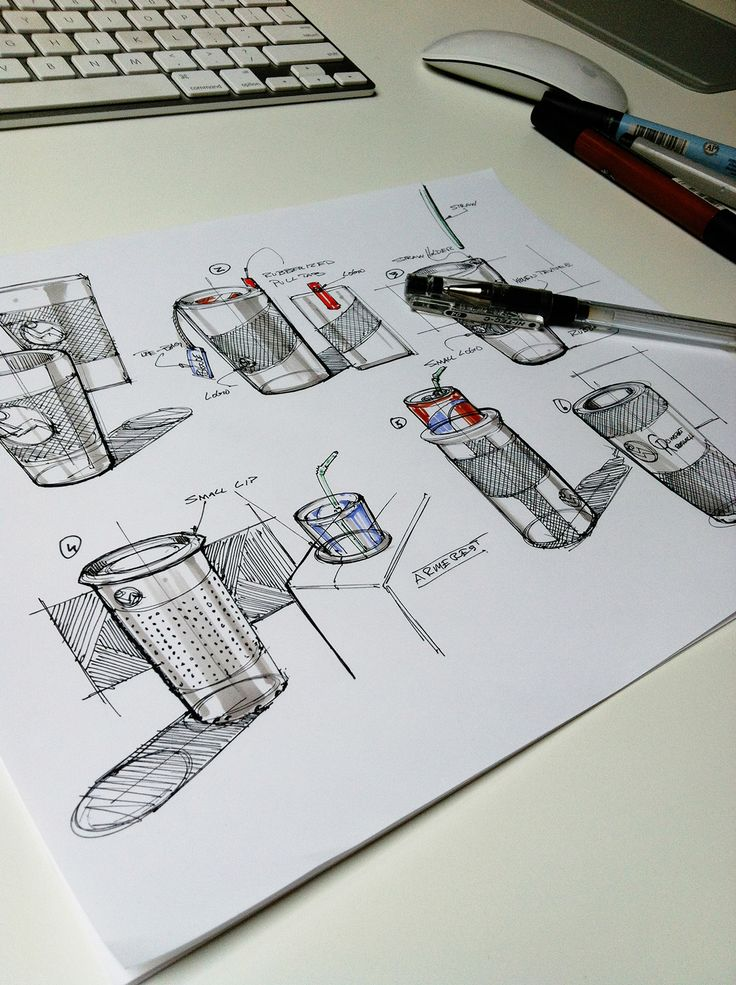 Fun Stuff #id #industrial #product #design #sketch