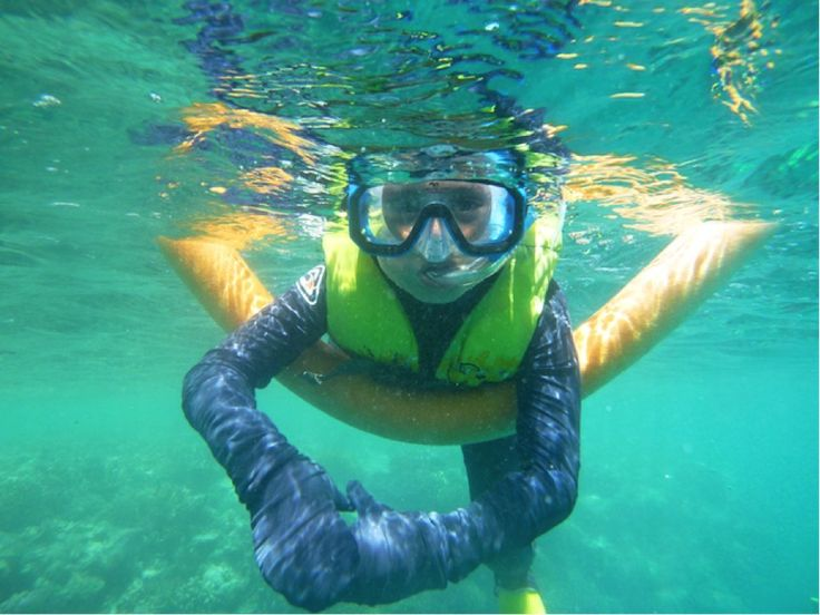 Go snorkelling at the Great Barrier Reef. #HamiltonIsland #GreatBarrierReef