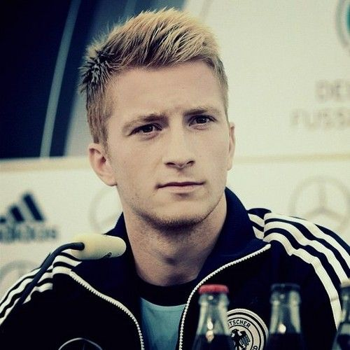 Marco Reus; the German Ronaldo.