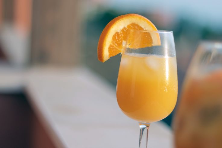 Mimosas are one of few beverages that can cross drinking lines. They're versatile enough to signal for brunch or that morning drinking has finally begun.
