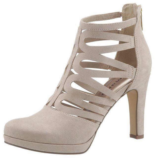 Tamaris High Heel Stiefelette im sommerlichen Design online