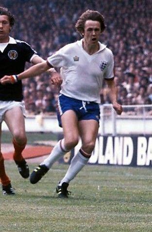 Phil Neal England 1977