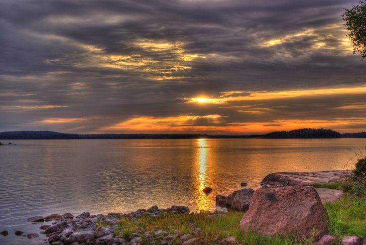 Beautiful evening at Vårdö2 | Flickr - Photo Sharing!