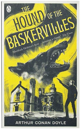 how does conan doyle use setting in the hound of the baskervilles essay Conan doyle wrote the hound of the baskervilles  with an implicit setting before  poster for the 1900 play sherlock holmes by conan doyle and actor.