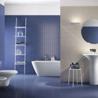 piastrelle bagno colorate