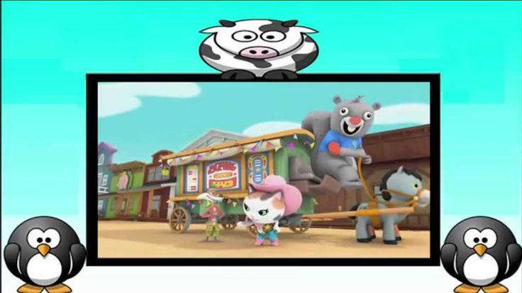 Best cartoons for kids http://youtu.be/b_Vda6VitWU     ☺ Sheriff Callies Wild West Full Episodes 2015