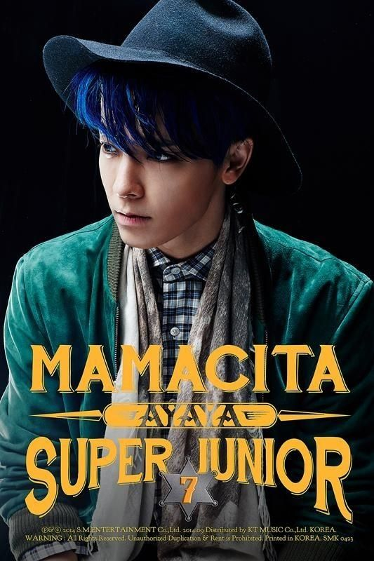 Donghae for 3rd batch of Mamacita teasers!!!