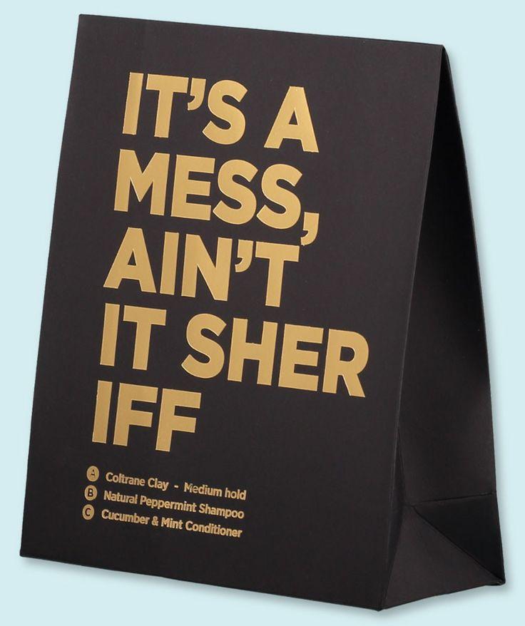 It's a Mess Ain't It Sheriff Kit. | http://www.huntingforgeorge.com
