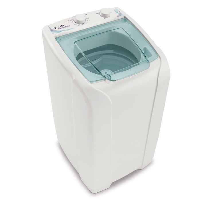 Gostou desta Lavadora Automática Popmatic 8kg 127v 60hz Branca - Mueller, confira em: https://www.panoramamoveis.com.br/lavadora-automatica-popmatic-8kg-127v-60hz-branca-mueller-7107.html