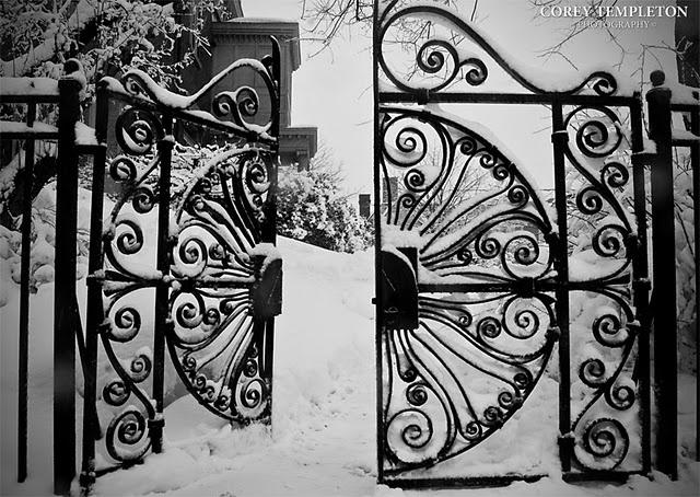 Park Street Fence.