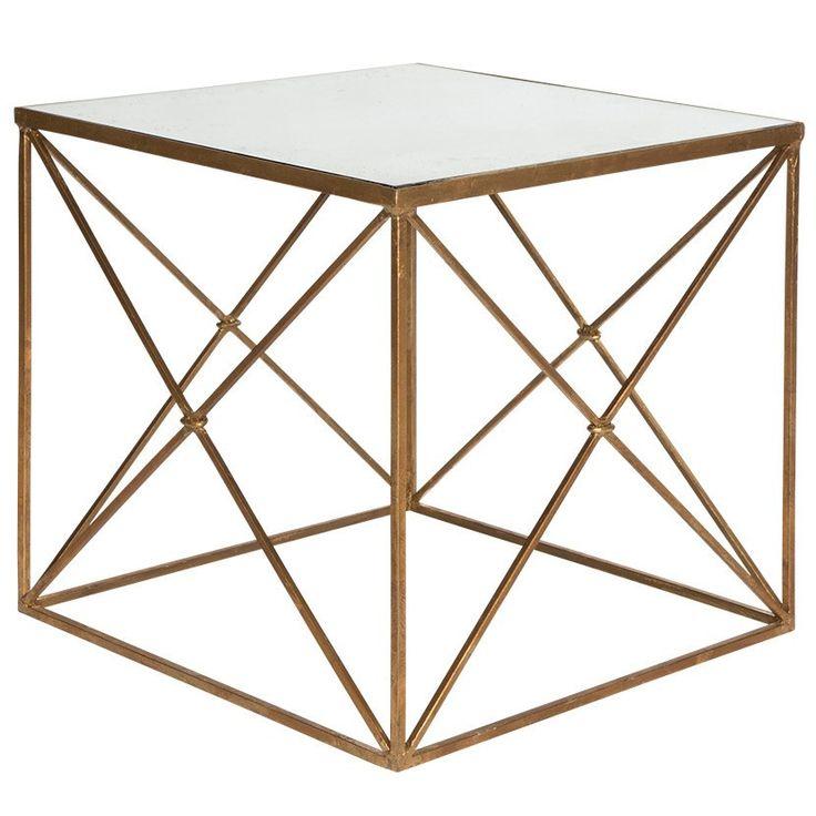 FURANO SIDE TABLE U2013 Chenzia Designs