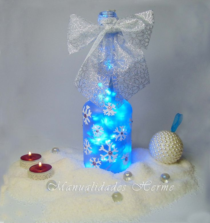 390 best images about copas y botellas decoradas on - Manualidades para decorar tu casa ...