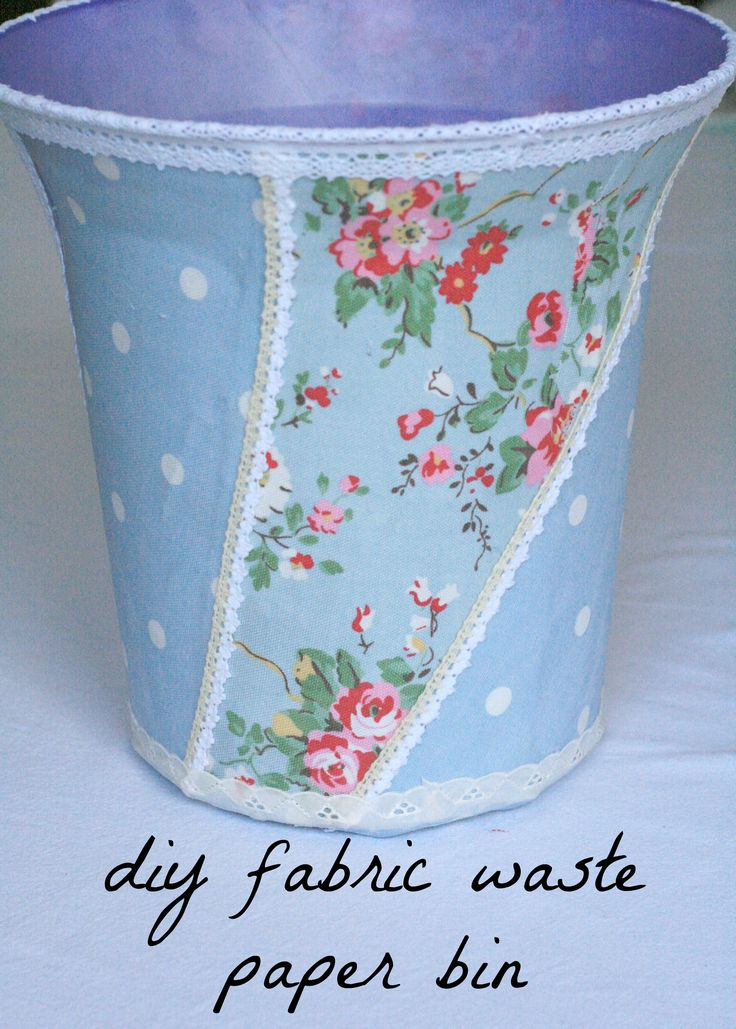 Best 25 decorate plastic bins ideas on pinterest for Art from waste paper