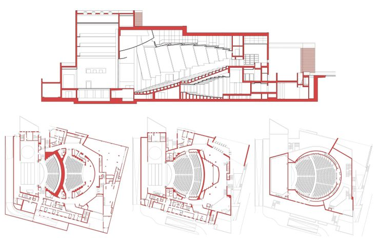 Valle Architetti Associati · New Municipal Theater