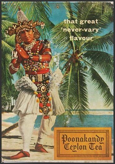 Poonakandy Tea 1960