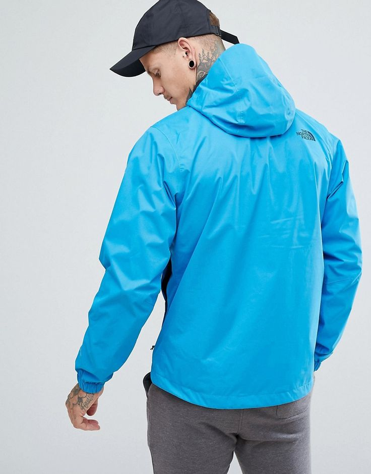 The North Face Quest Lightweight Waterproof Jacket in Blue - Blue
