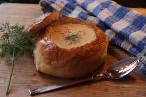 Cream soup replacement for recipes (switch margarine for butter and lactose free milk for regular milk)