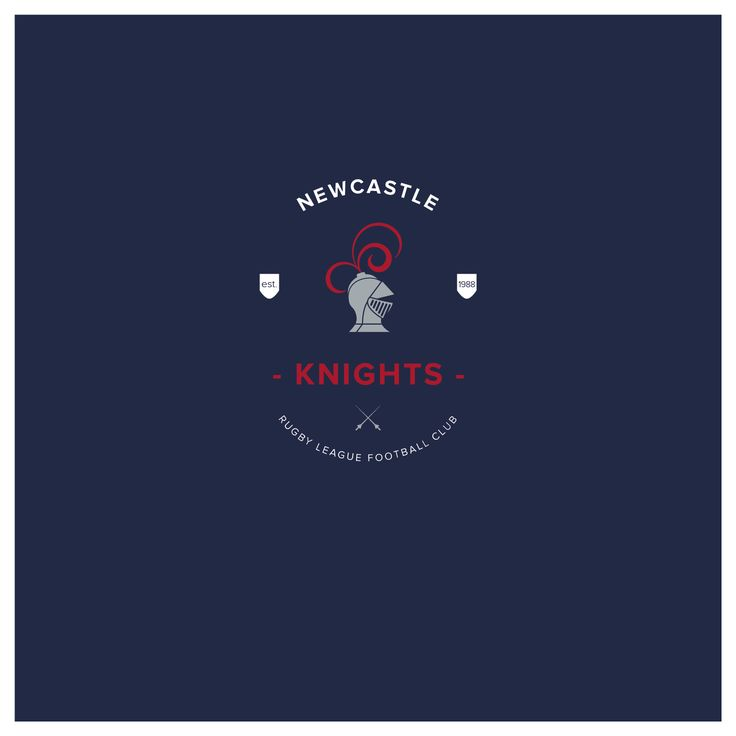 Newcastle Knights Logo Rugby League