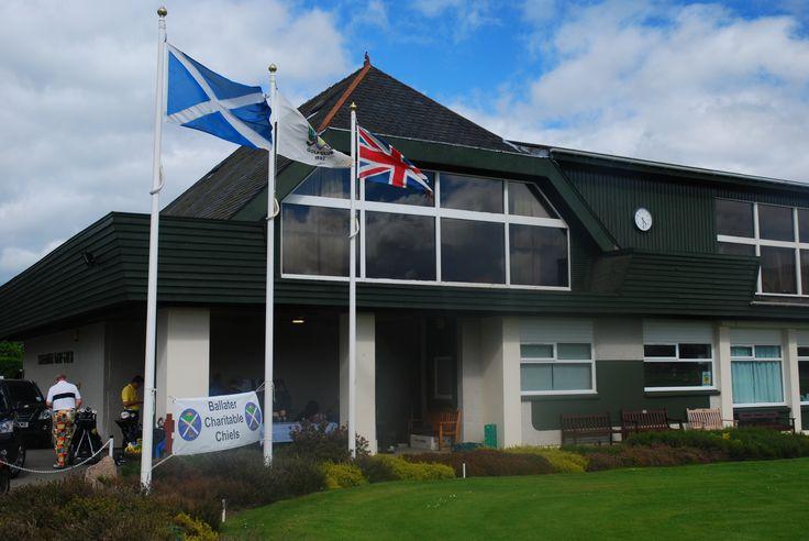 The Club House, Ballater Golf Club