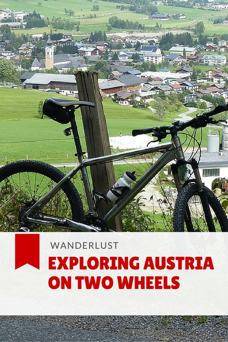 Why walk, take a bus, or a car when you can discover Vienna on two wheel along the Danube? Vienna boasts over 1.300 kilometers of bicycle paths.