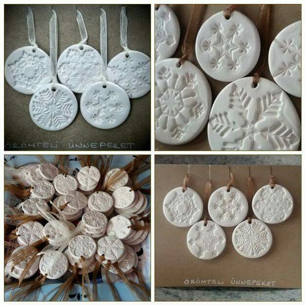 Christmas gift from Brekszer on Etsy Ceramic accesories and jewelry for you :)