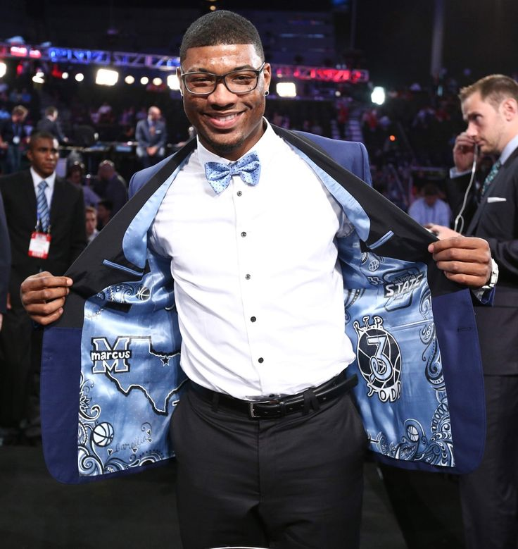 Best-Dressed NBA Rookies - Marcus Smart, Boston Celtics