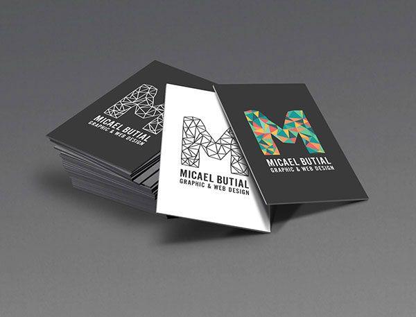 O melhor no design de cartão de visitas em 2014
