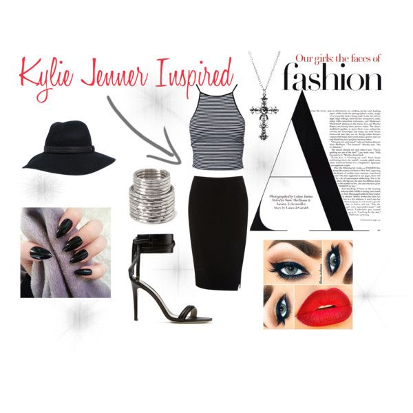 """Kylie Jenner"" by daniidf on Polyvore"