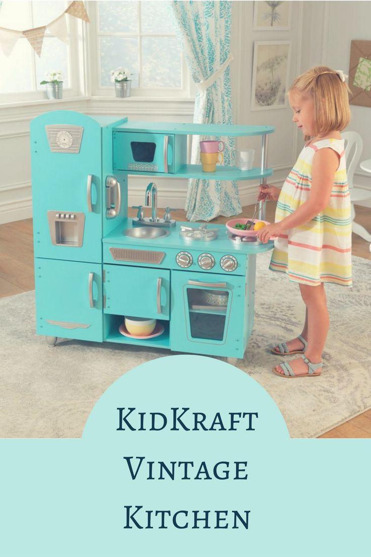 KidKraft Vintage Kitchen. #affiliate