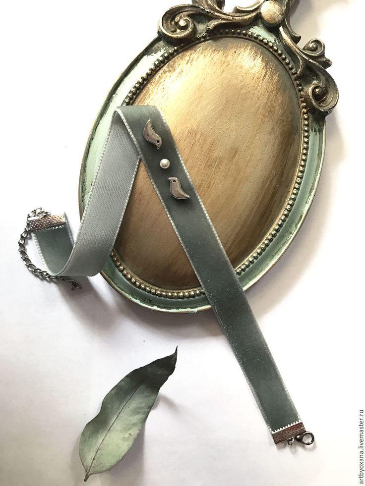 Бархатная лента - Ярмарка Мастеров - ручная работа, handmade
