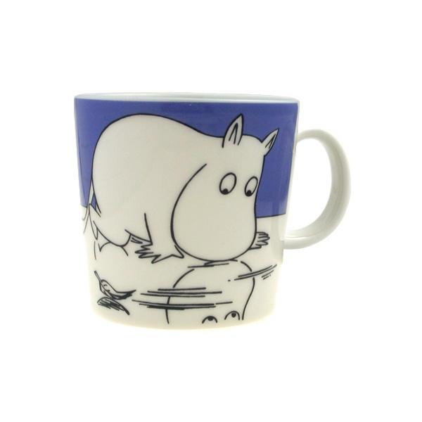 Moomin Mug - Troll on Ice