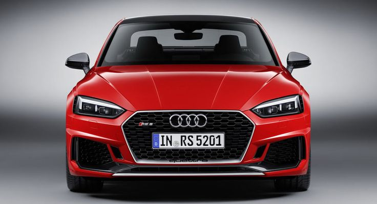 Future Audi RS Models Might Be Offered With Rear-Wheel Drive Too