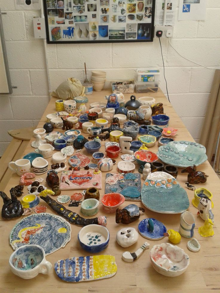 kiln harvest (glaze firing 13.06.14)