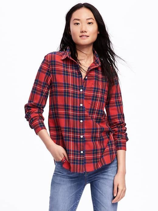 17 best ideas about flannel shirts for women on pinterest for Womens christmas flannel shirt