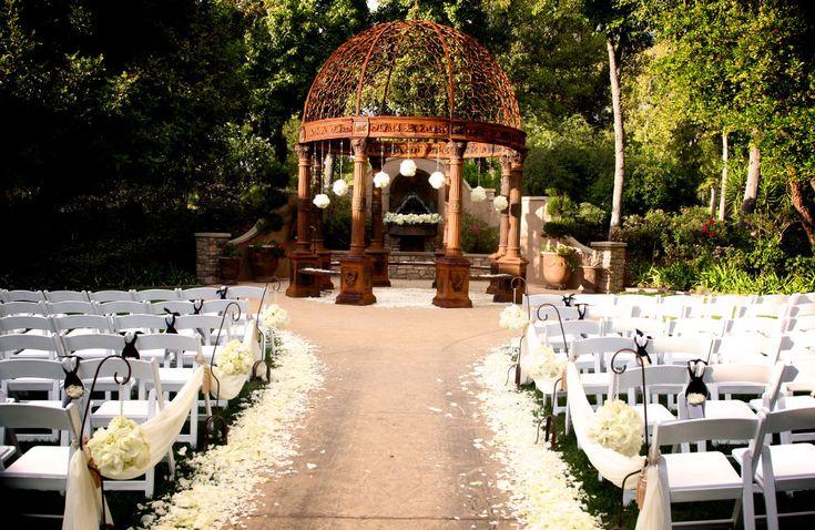 Tuscan Garden | Westlake Village Inn