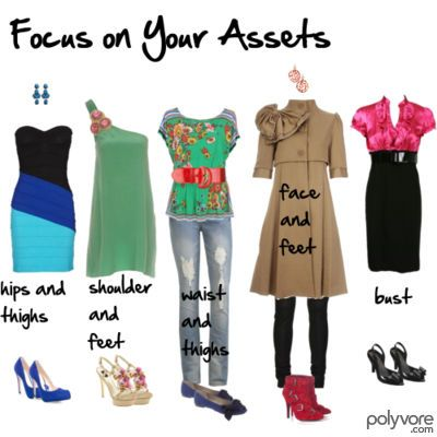 Focus on Your Assets,  Wardrobe Therapy, Imogen Lamport