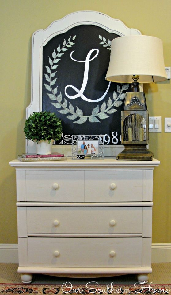 Selecting Vintage Styled Furniture | http://www.oursouthernhomesc.com
