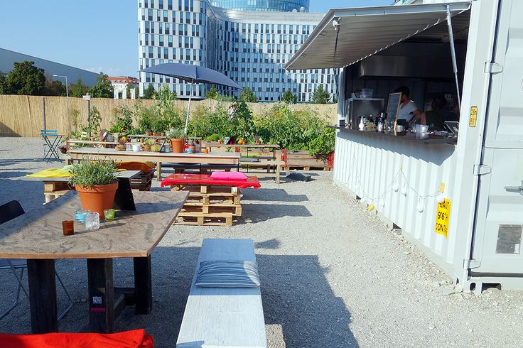 STADTBIOTOP Lifestyle Sommer Flohmarkt - THE XED