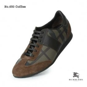 Burberry Mens Sneakers Shoes 12HM03