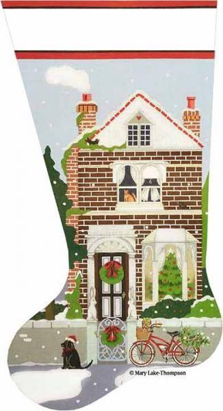 7 best needlepoint christmas stocking images on Pinterest ...