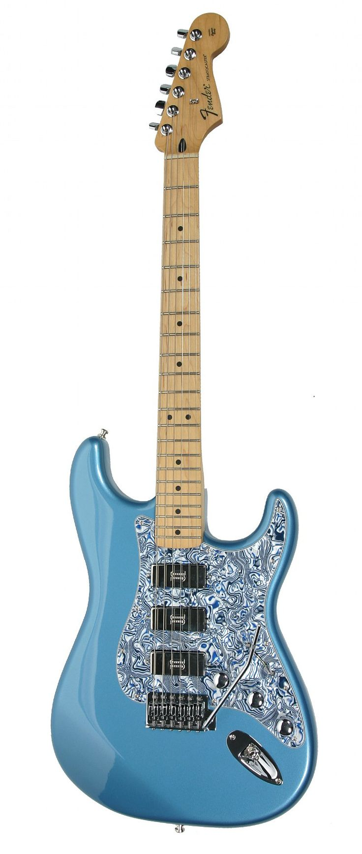 920D Mod Standard MIM Strat Custom Electric Guitar with Seymour Duncan SM-3 Mini Humbuckers