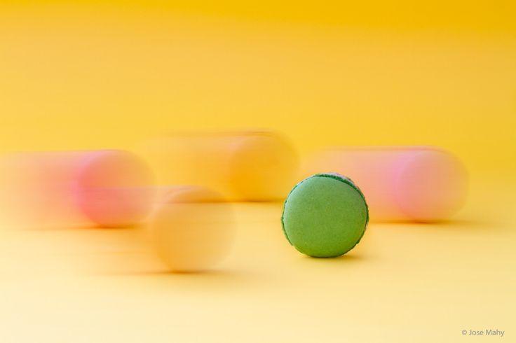 Photographie commerciale et de produits - Macarons miam !