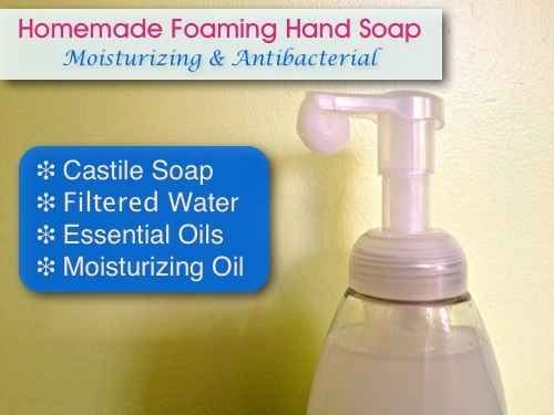 HAND SOAP: A sweet scent for fewer ¢ ¢ ¢.   15 Household Items You Can Stop Buying Today!