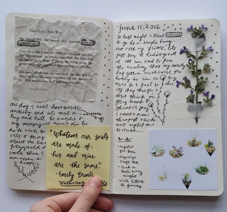 "JOURNALS - florallpeach:   ""whatever our souls are made of,..."