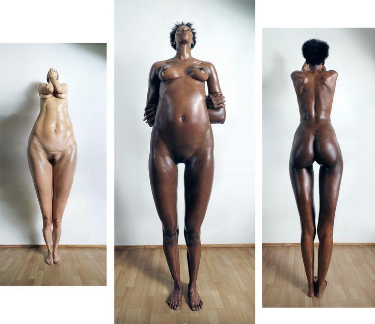 "Juxtapoz Magazine - ""Human Dilatations,"" Photographs by Roger Weiss"