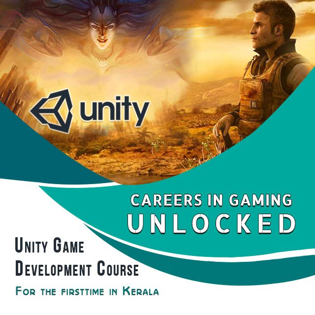 Are You Searching For A Good Career Path? If so, then enter into the world of Entertainment & Gaming.  Toonz Academy now launched Unity Game Development Course & Unity 3D Certification!  Think Wise & Have A Great Career :)  #CareerTrends #Career2017 #Opportunities #Course #StudentsCorner #UnityGames #3D #VideoGames #OnlineGames #AndroidGames #PlacementAssurance