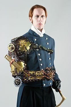 G. D. Falksen, he is one cool guy!: Steampunk Art, Steampunk Fashion, Steampunk Image, Steampunk Style, Google Search, Steam Punk, Steampunk Inspiration, Steampunk Arm, Mechanical Arm