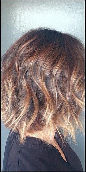 ombre short blonde tipped hair Totally looks like my hair in texture  http://traffurl.com/?g/2QANxSL