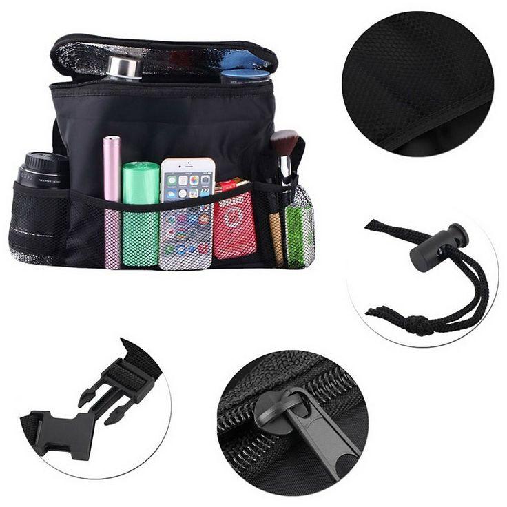 High Quality Car Seat Organizer Holder - Multi-Pocket Hanging Bag