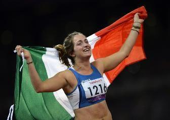 Caironi vince l'oro ai 100 metri nella classe T42 e fa il record del mondo!